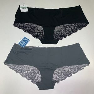 Intimately Free people NWT Bundle of 2 Lace Panty